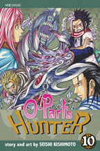 Image: O-Parts Hunter Vol. 10 SC  - Viz Media LLC