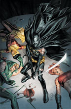 Image: Batman and the Outsiders #8 - DC Comics