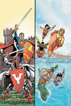 Image: Brave and the Bold Vol. 02: The Book of Destiny HC  - DC Comics