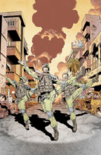 Image: Army @ Love Vol. 02: Generation Pwned SC  - DC Comics