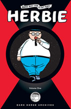 Image: Herbie Archives Vol. 01 HC  - Dark Horse