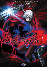 Image: Devil May Cry Animated Series Vol. 02 w/Artbox DVD  -