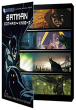 Image: Batman: Gotham Knight Animated Movie DVD  (special ed.) -