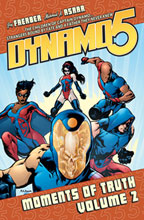 Image: Dynamo 5 Vol. 02: Moments of Truth SC  - Image Comics
