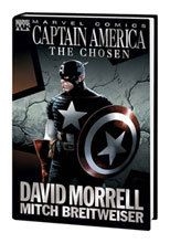 Image: Captain America: The Chosen HC  - Marvel Comics