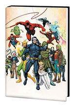Image: Official Handbook of the Marvel Universe: A to Z Vol. 03 HC  - Marvel Comics