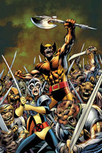 Image: Wolverine: First Class #4 - Marvel Comics