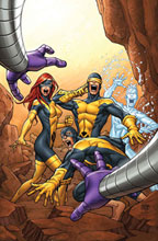 Image: X-Men: First Class #13 - Marvel Comics