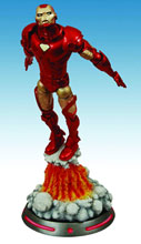 Image: Marvel Select Action Figure: Iron Man  -
