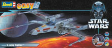 Image: Star Wars: X-Wing Fighter Easykit Model  -