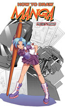 Image: Ap How to Draw Manga Pkt Manga Vol. 04 SC  - Antarctic Press