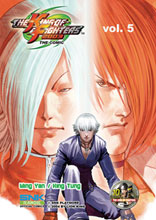 Image: King of Fighters 2003 Vol. 05 SC  - DR Master Publications Inc