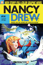 Image: Nancy Drew Graphic Novel #14: Sleight of Dan SC  - Papercutz