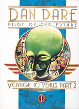 Image: Classic Dan Dare Vol. 02: Voyage to Venus HC  - Titan Publishing