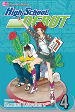 Image: High School Debut Vol. 04 SC  - Viz Media LLC