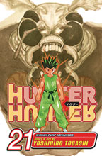 Image: Hunter X Hunter Vol. 21 SC  - Viz Media LLC