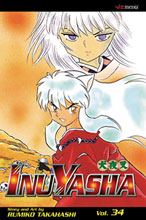Image: Inu-Yasha Vol. 34 SC  - Viz Media LLC