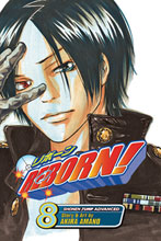 Image: Reborn! Vol. 08 SC  - Viz Media LLC