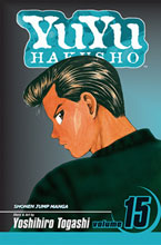 Image: Yu Yu Hakusho Vol. 15 SC  - Viz Media LLC