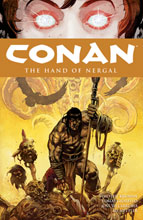 Image: Conan Vol. 06: The Hand of Nergal HC  - Dark Horse
