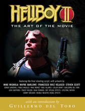 Image: Hellboy II: The Art of the Movie SC  - Dark Horse