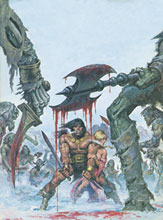 Image: Savage Sword of Conan Vol. 04 SC  - Dark Horse