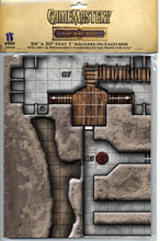 Image: Gamemastery Flip-Mat: Mountain Pass  - Paizo Publishing LLC