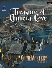 Image: Gamemastery Module Lb2 Treasure Chimera Cove  - Paizo Publishing LLC