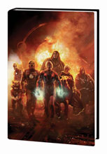 Image: Annihilation: Conquest Book 02 HC  - Marvel Comics