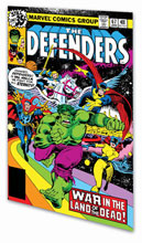 Image: Essential Defenders Vol. 04 SC  - Marvel Comics