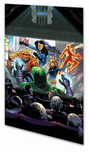 Image: Marvel Adventures Fantastic Four Vol. 09: New York's Finest  (digest) - Marvel Comics