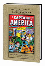Image: Marvel Masterworks: Golden Age Captain America Vol. 02 HC  - Marvel Comics