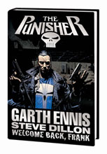 Image: Punisher: Welcome Back, Frank HC    - Marvel Comics