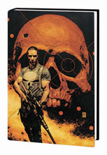 Image: Punisher: Welcome Back, Frank  (variant hc) - Marvel Comics