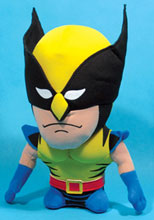 Image: Wolverine Super Deformed Plush  -