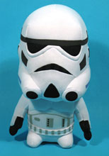 Image: Star Wars Super Deformed Plush: Stormtrooper  -