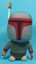 Image: Star Wars Super Deformed Plush: Boba Fett  -