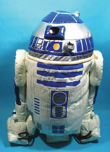 Image: Star Wars Super Deformed Plush: R2-D2  -