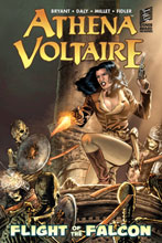 Image: Athena Voltaire Vol. 02: Flight of the Falcon SC  - Ape Entertainment
