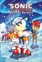 Image: Sonic the Hedgehog Archives Vol. 08 SC  - Archie Comic Publications