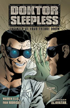 Image: Doktor Sleepless  #9 - Avatar Press Inc