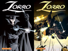 Image: Zorro  #6 (Sook Cover) - D. E./Dynamite Entertainment