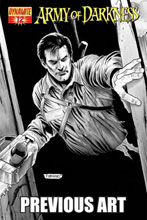 Image: Army of Darkness: Home Sweet Hell #12 - D. E./Dynamite Entertainment