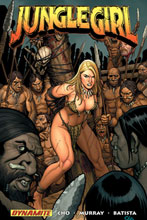 Image: Jungle Girl Vol. 01 HC  - D. E./Dynamite Entertainment