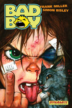 Image: Bad Boy - Bisly cover HC