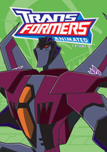 Image: Transformers Animated Vol. 04 SC  - IDW Publishing