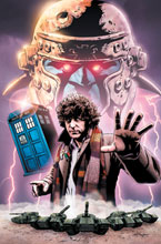 Image: Doctor Who Classics Vol. 01 SC  - IDW Publishing