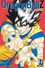 Image: Dragon Ball Z Three-in-One Vol. 02 SC  - Viz Media LLC