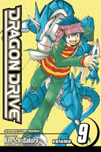 Image: Dragon Drive Vol. 09 SC  - Viz Media LLC