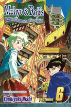 Image: Muhyo & Roji's Bureau of Supernatural Investigations Vol. 06 SC  - Viz Media LLC